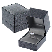 Charcoal Grey Gift Boxes