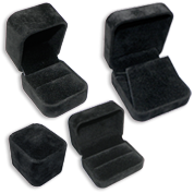 Eurosuede Jewelry Gift Boxes
